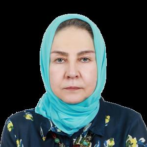 الدكتورة/ هدى النعيمي