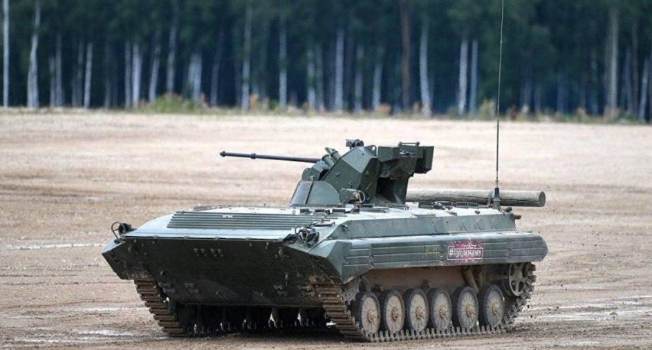 تضرب أوتوماتيكيا... روسيا تصنع لقواتها آلة روبوتية جديدة