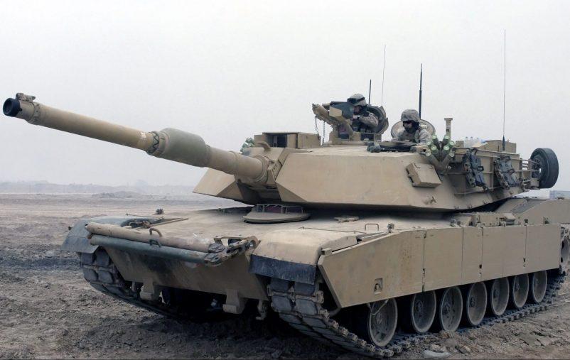 الجيش الأمريكي يجهز دباباته من طراز Abrams بنظام GPS مقاوم للتشويش والملاحة3