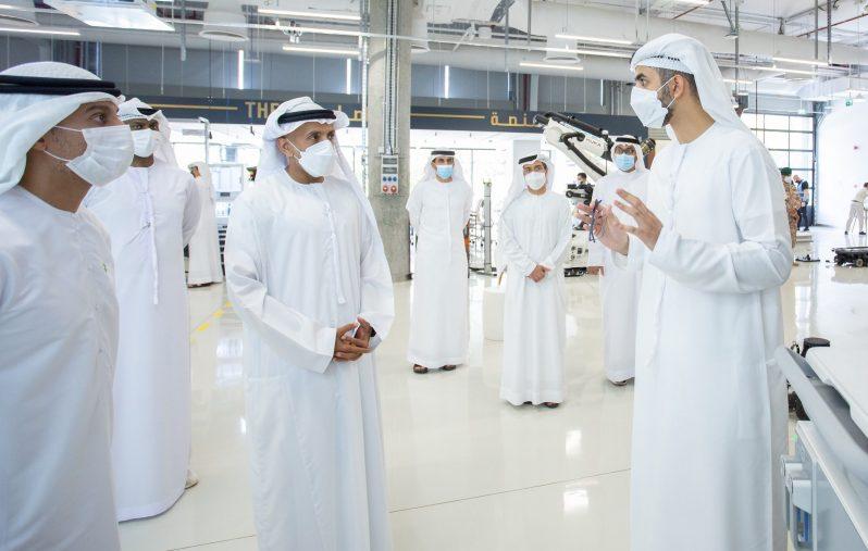 حكومة الإمارات تمكن منتسبي الخدمة الوطنية بمهارات ريادة الأعمال والاقتصاد الرقمي