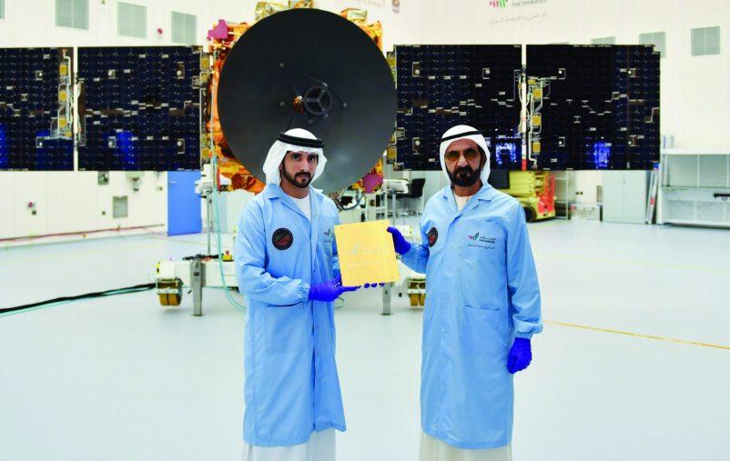 بدء العد التنازلي رسمياً لإطلاق مسبار الأمل إلى الفضاء (7)