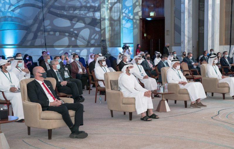 حمدان بن محمد يفتتح النسخة الثامنة من معرض ومؤتمر سايبر تك جلوبال للأمن السيبراني1