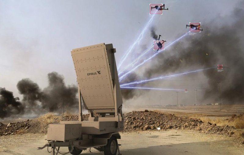 """أمريكا تبتكر نظاما دفاعيا لمواجهة الطائرات بدون طيار يحمل إسم """"ليونايدس"""""""