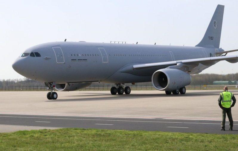 ختيار شركة إيرباص لبرنامج سلاح الجو الملكي الكندي للناقلات الإستراتيجية متعددة
