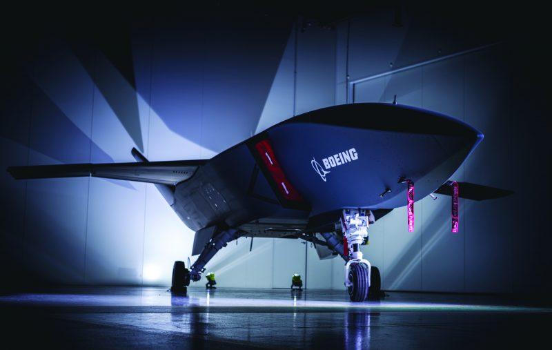 لويال وينغمان أول طائرة مقاتلة مسيرة بالذكاء الاصطناعي (2)