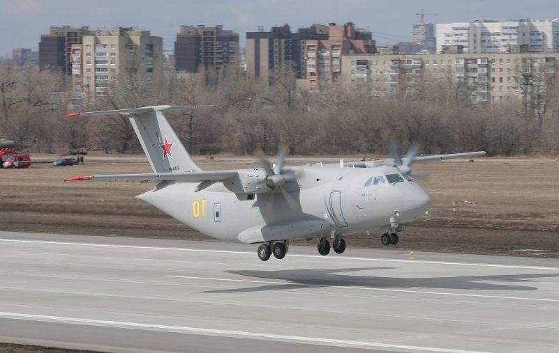 إيل-112في طائرة روسية جديدة بمحرك جديد2