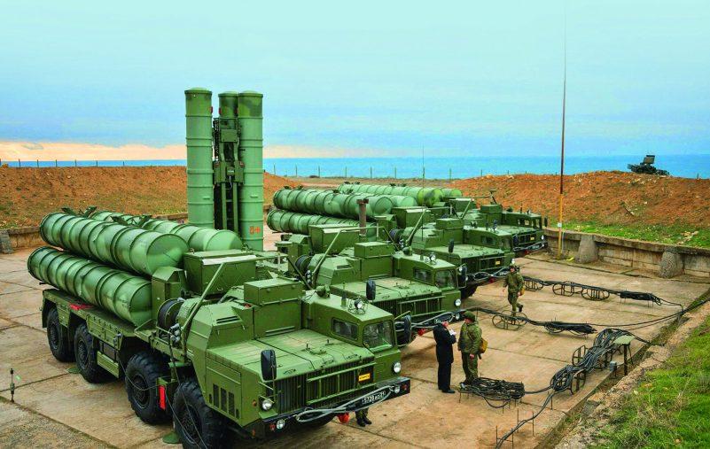 السعودية تتفاوض مع روسيا على شراء أنظمة دفاع جوي إس - 400 وطائرات سو - 35