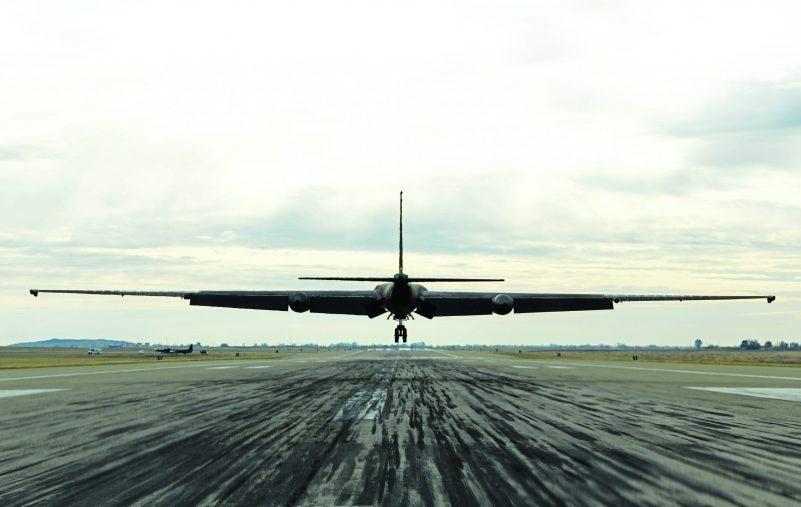 مساعد طيار افتراضي ينجح في قيادة طائرة تجسس أمريكية