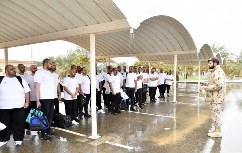 مراكز تدريب القوات المسلحة تستقبل الدفعة الـ 13 من مجندي الخدمة الوطنية