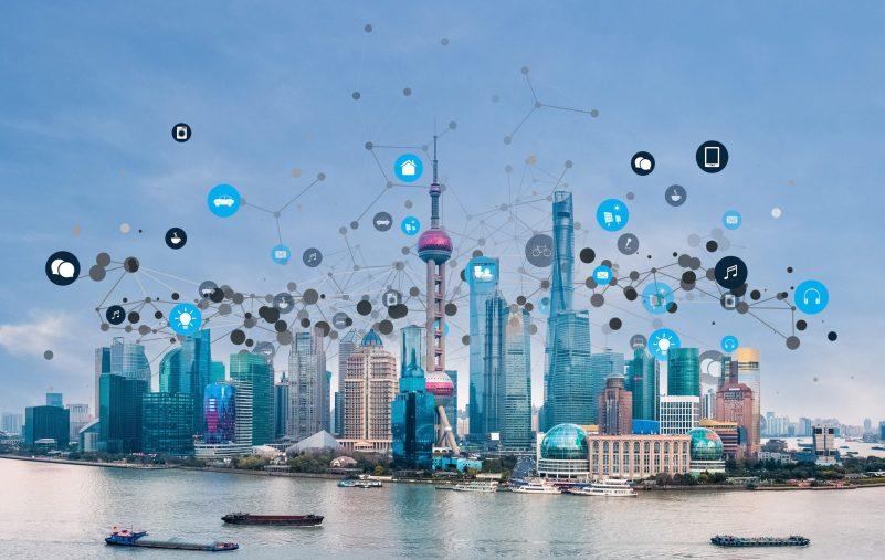 تقرير: الصين ستصبح أكبر سوق لإنترنت الأشياء في 2024