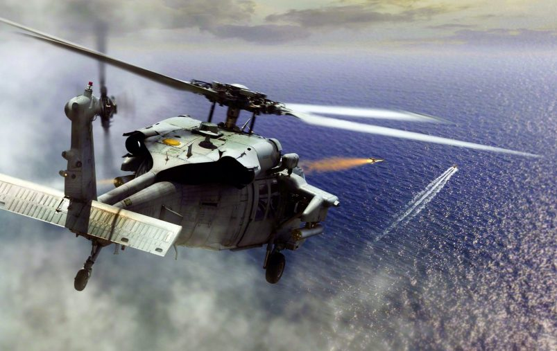 APKWS MH-60S - Approved Image