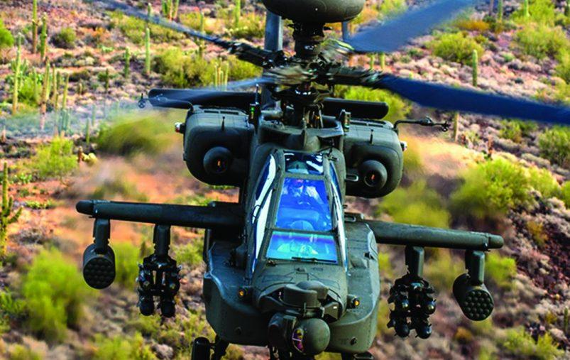SMF12-G-233945-Apache AH 64E ground to air shoot in the Arizona