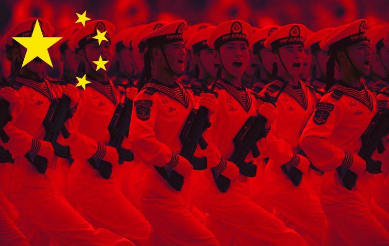 China bases