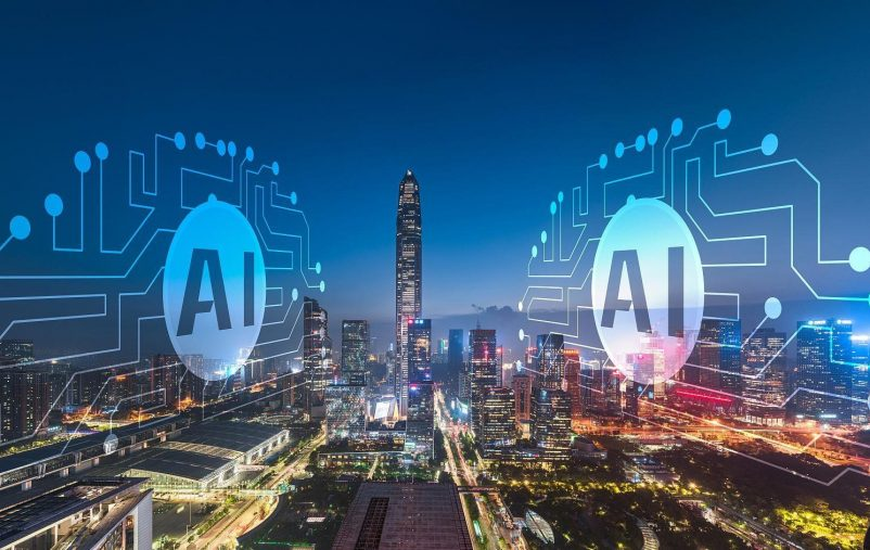 China's AI industry