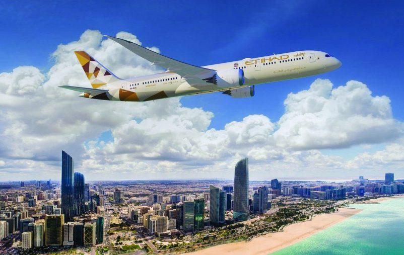 Etihad Airways operates eco-flight to Brussels to celebrate Abu Dhabi sustainability week 2020