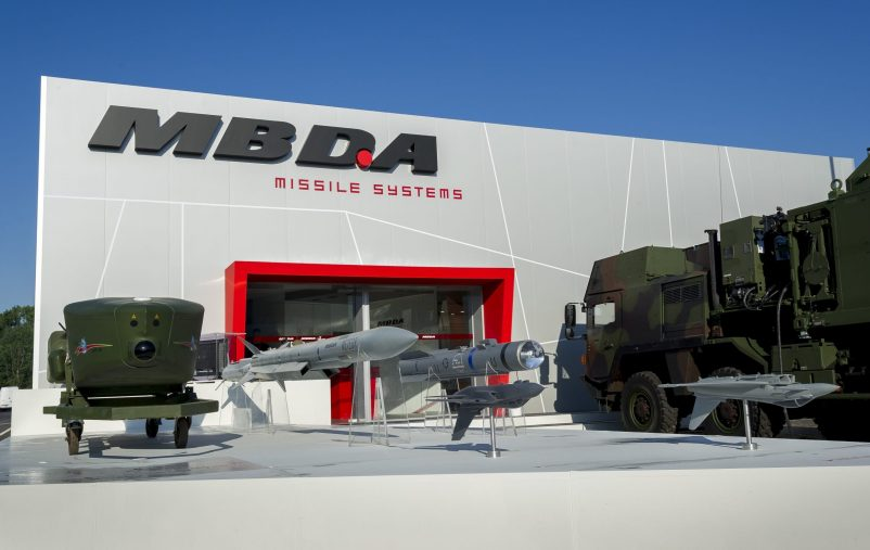 MBDA at ILA  Berlin 2014