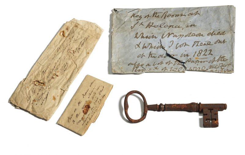 بيع مفتاح زنزانة «نابليون» بـ92 ألف يورو