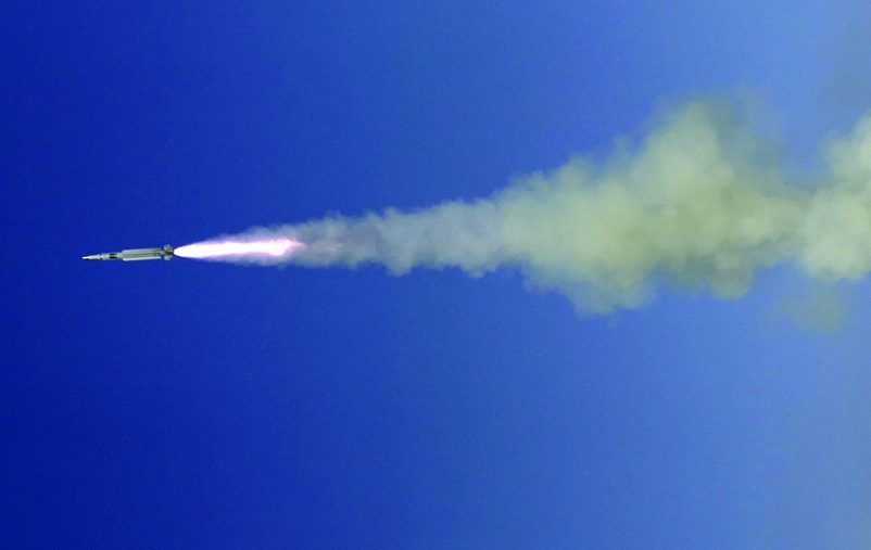VL Mica firing at CELM