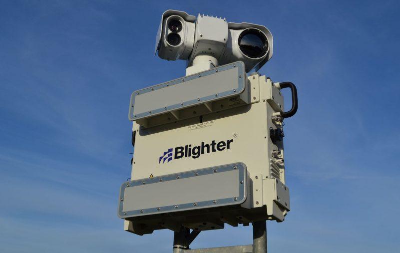 blighter-b400-series-radar-with-liteye-aquila-camera