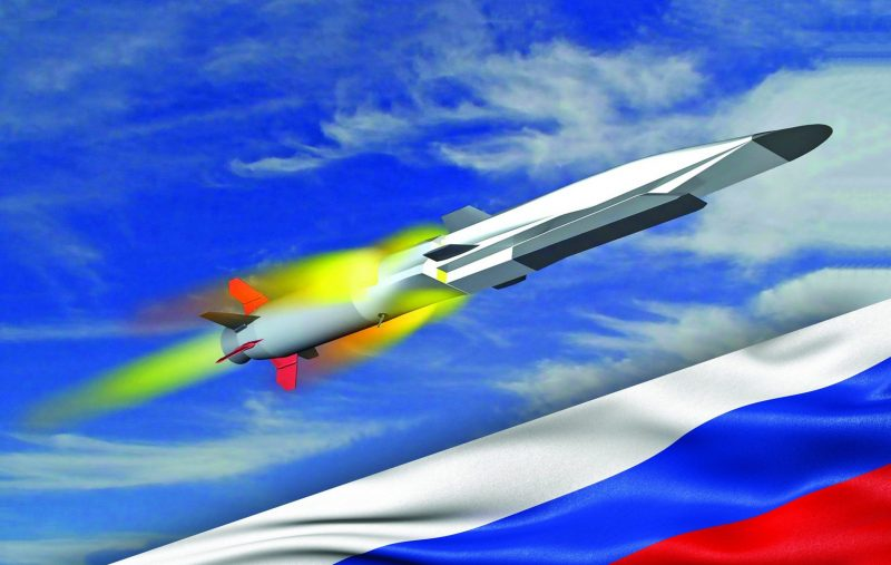 hypersonics weapons russia